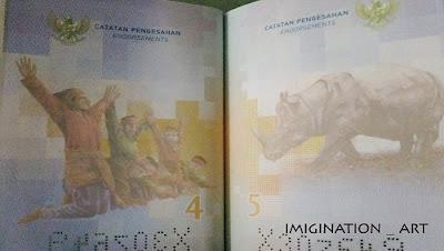 keragaman indonesia hadir dalam isi e-paspor