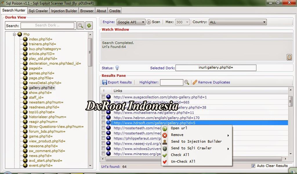 Vuln Pertamina Official Site: Cara Menggunakan SQL Poizone Dengan Mudah