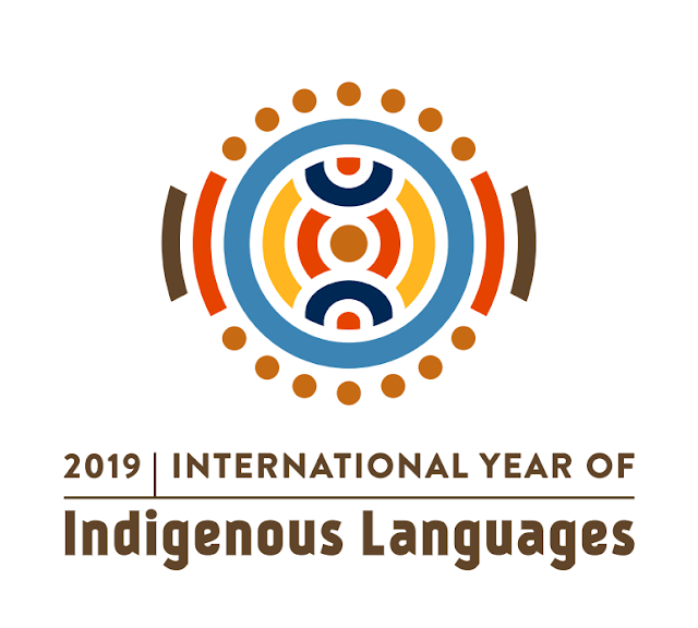 international year of indigenous languages شعار