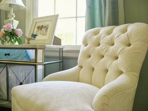 Dicas de decoração feminina e elegante móveis espelhados - moderne modulare kuche komfort