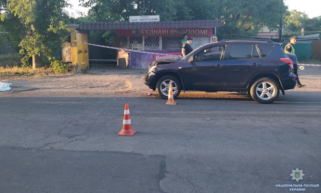 В Одесі затримала водійку, яка насмерть збила дитину