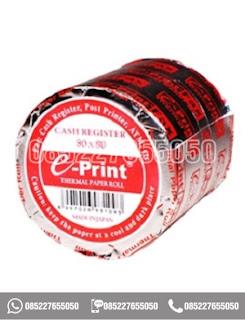 Kertas Struk Thermal Paper Cash Register 80 x 80, eprint, 0852-2765-5050