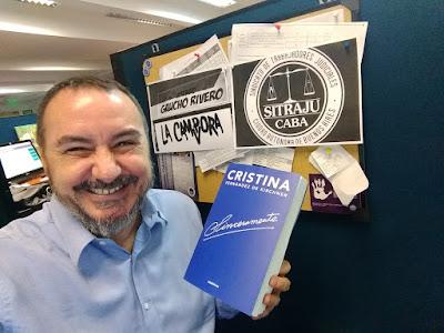'Sinceramente', el libro de Cristina, es el fenómeno editorial del año.