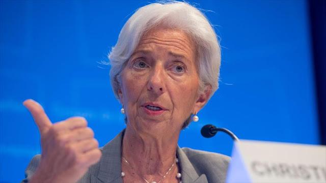 FMI rechaza demanda de EEUU sobre Irán, no cambios en su política