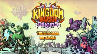 Kingdom Rush Origins MOD APK v3.0 for Android Hack [Unlocked / Diamonds] Terbaru 2018