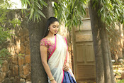 Angana Roy in half saree-thumbnail-1