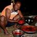 Photografhy: Proses Keramas Buah Merah Papua