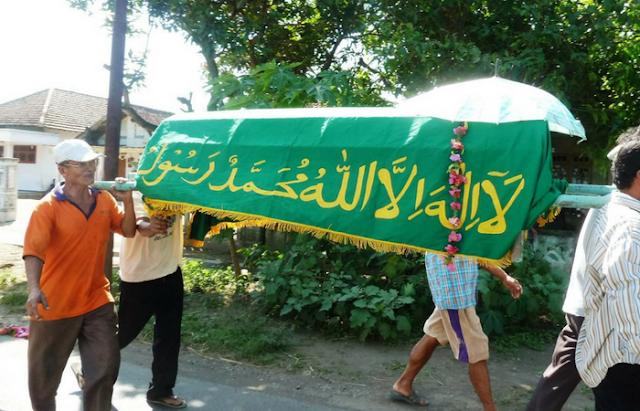 Kumpulan Ucapan Belasungkawa Islami