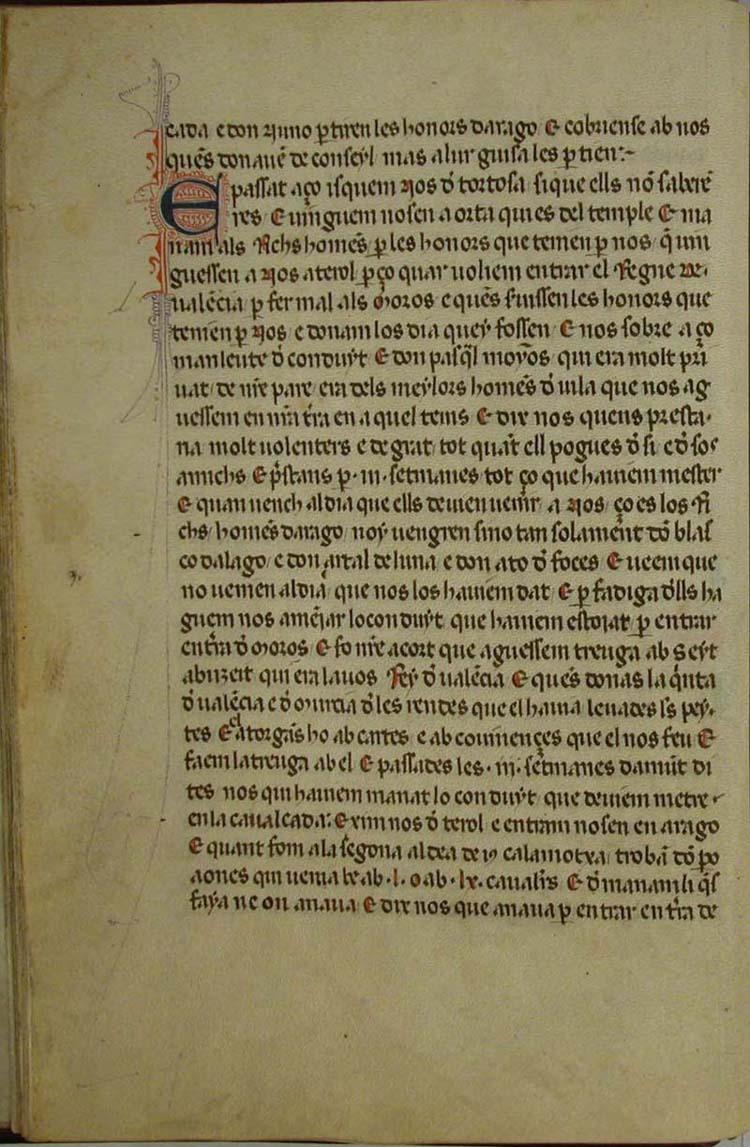 Los hombres de Jaime I: Artal de Luna  – Valentia Mediaevalis
