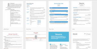 نماذج سيرة ذاتية مجانية - موقع أبانوب حنا للبرمجيات