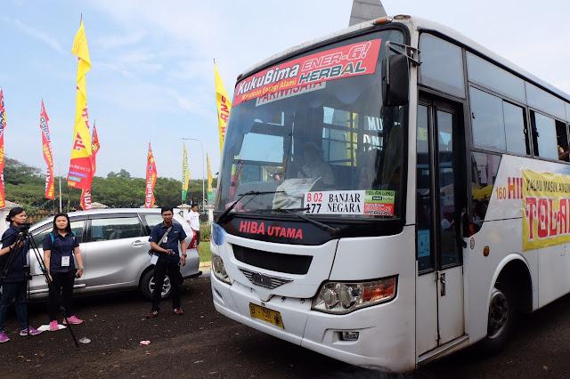 2017 Memasuki Tahun Ke-28 Mengantarkan Para Perantau Menuju Kampung Halaman