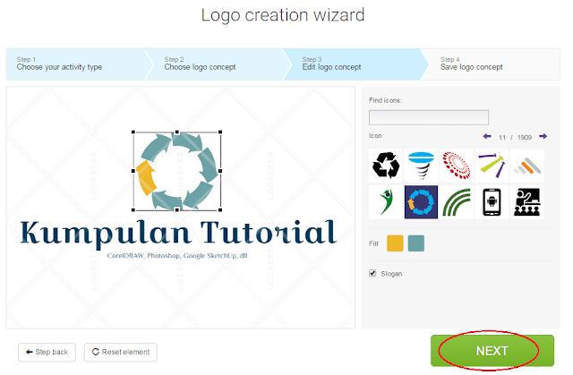 Membuat Desain Logo Online Keren Gratis dan Cepat dengan Menggunakan 15+ Situs