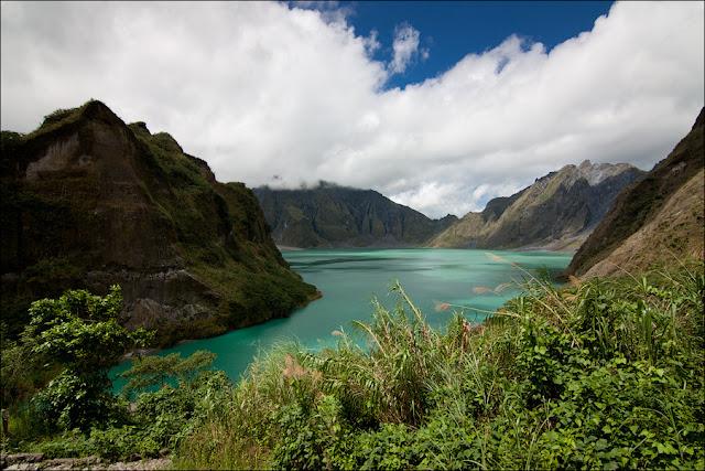 Вулкан Пинатубо.Филиппины
