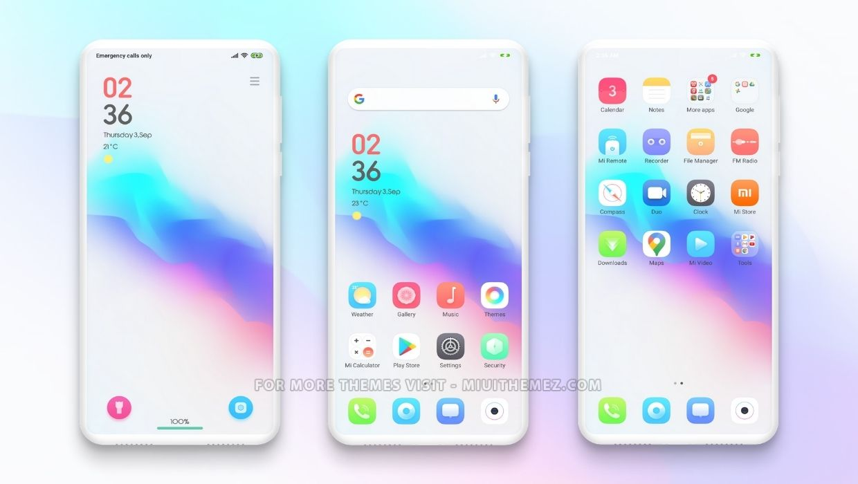 Fantasy Theme for MIUI 11