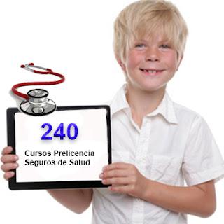 Información sobre Pasos para Trabajar como Agente de Seguros licencia 240