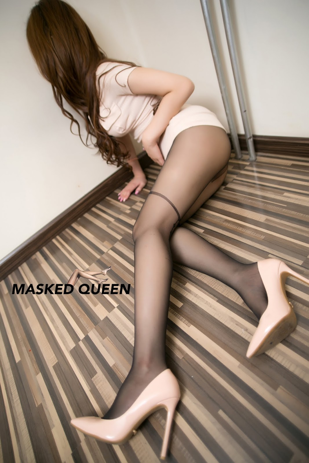 13 - Hot And Sexy Model From MASKED QUEEN NO.18