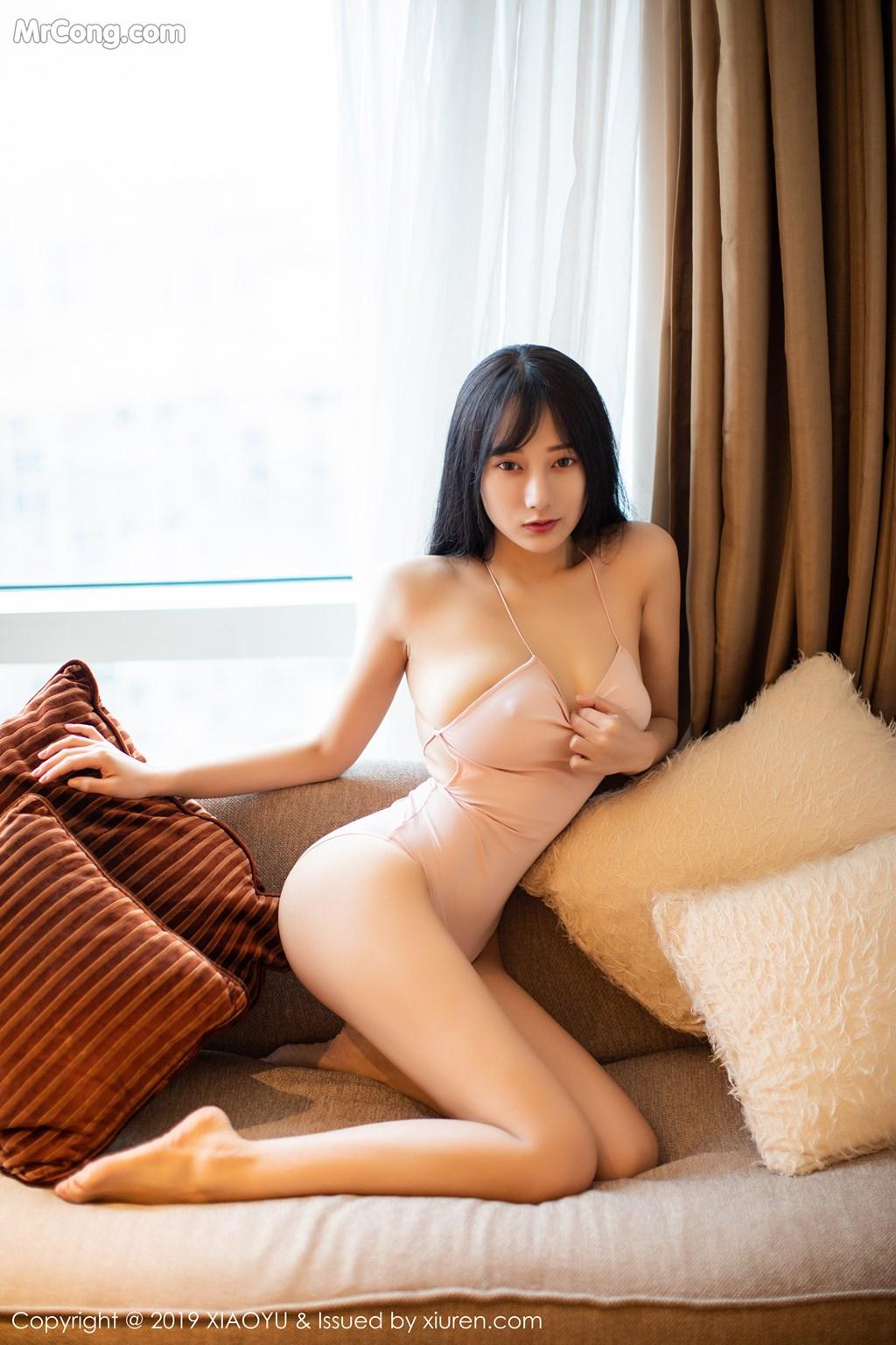 Image XiaoYu-Vol.097-He-Jia-Ying-MrCong.com-003 in post XiaoYu Vol.097: He Jia Ying (何嘉颖) (67 ảnh)