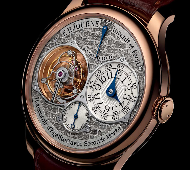 F.P.Journe Tourbillon Souverain with Régence Circulaire hand-engraved dial