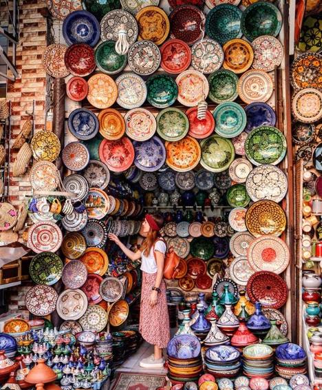 Insta Love: Morocco