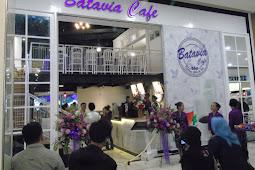 Batavia Cafe Bintaro: Tempat Nongkrong di Bintaro yang Bisa Mengabadikan Fotomu di Atas Secangkir Kopi