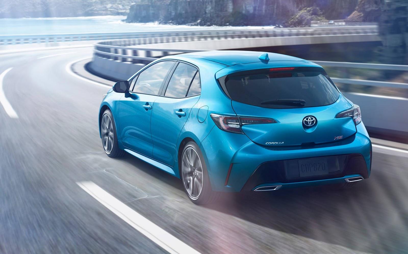 Novo toyota corolla 2019 hot hatch n o haute hatch - Hatch empresa ...