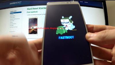 Flasing Xiaomi redmi note 3 pro