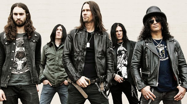 Slash, Kennedy and The Conspirators - band