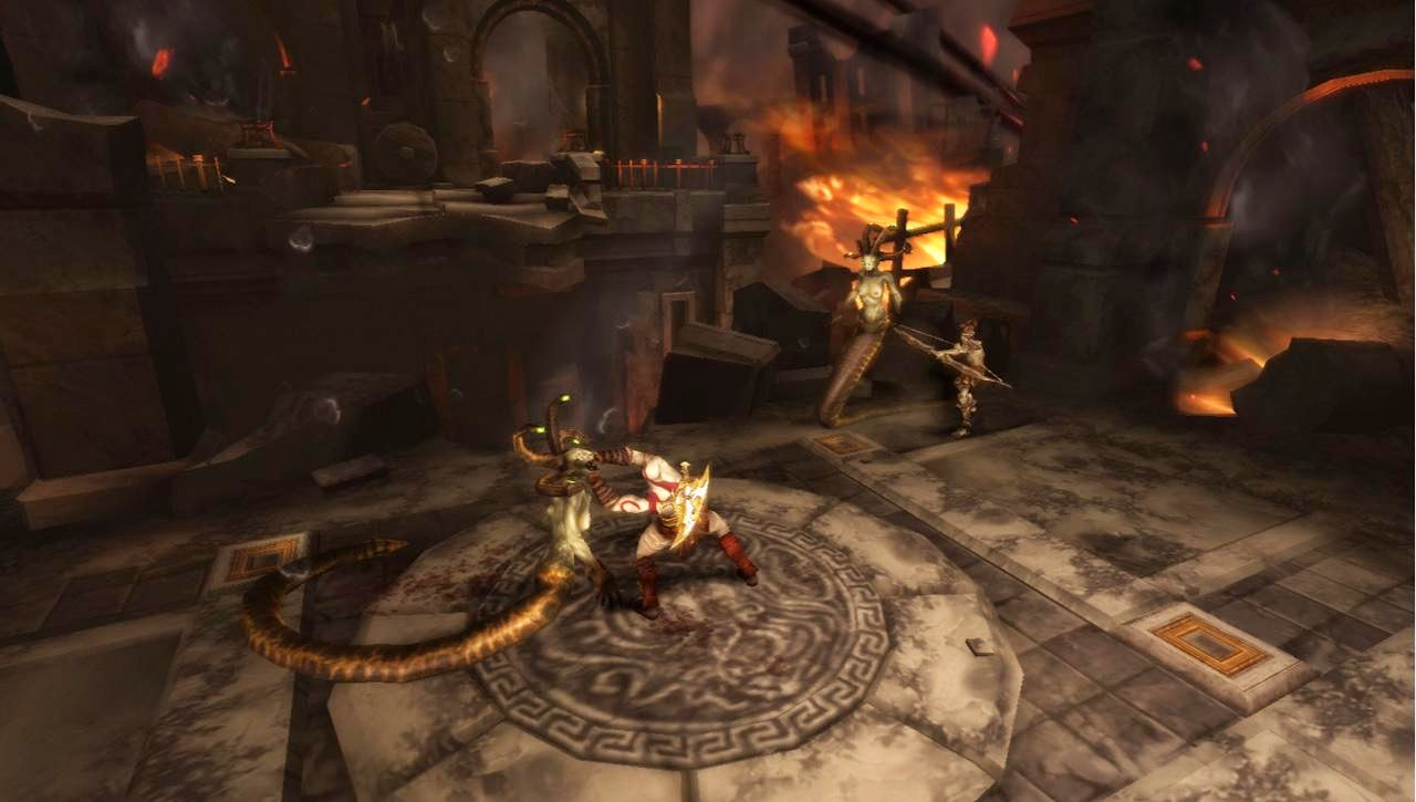 god of war ppsspp iso file free download