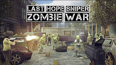 Last Hope Sniper Zombie War Mod Apk v1.5 Premium Unlimited Money