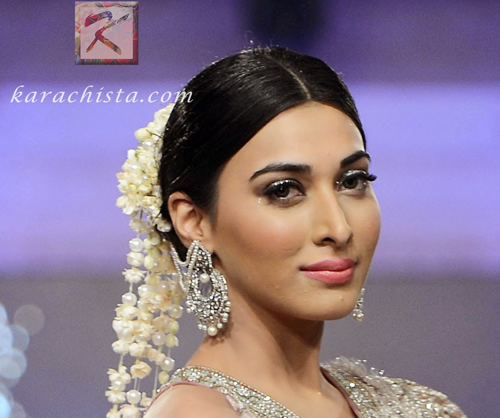 pakistani bridal hair and beauty trends 2014 – the best fashion