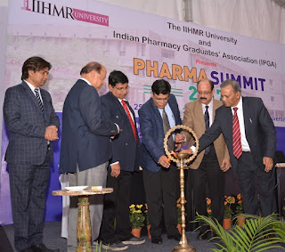 Changing eco-system to create better opportunities and growth up to 45% in Pharma industry by 2025- IIHMR University