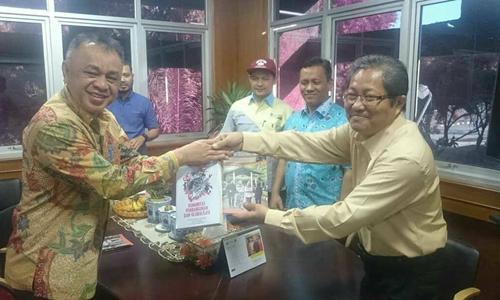 KPU Padang dan FISIP Unand Gelar Uji Publik Rancangan Dapil Pemilu 2019