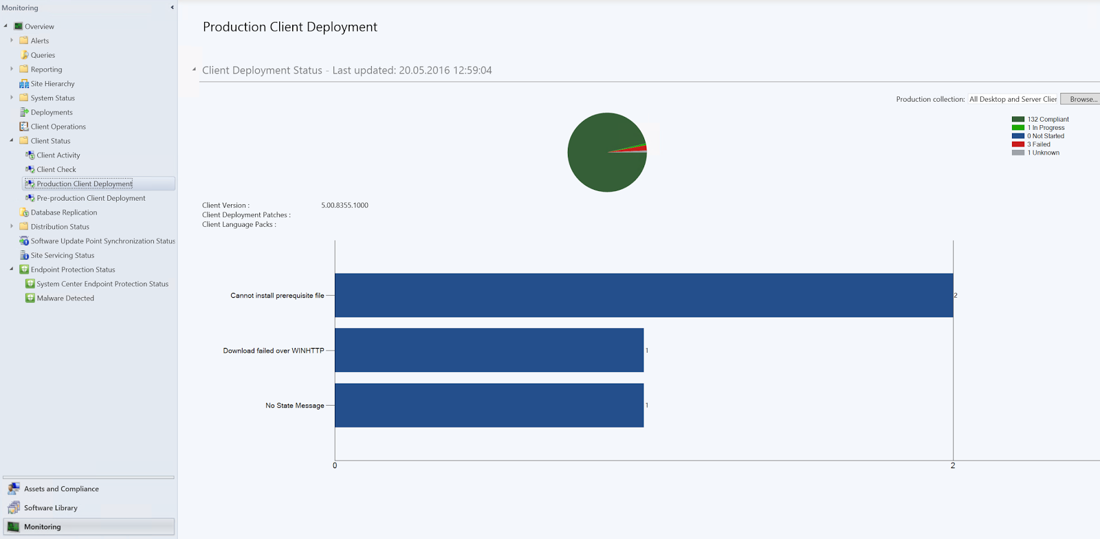 SCCM 1602 New Features | System Center Configuration Manager