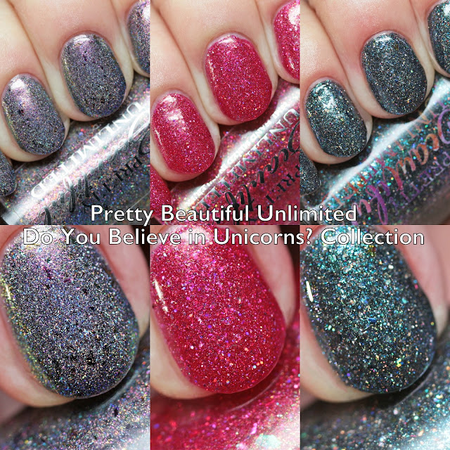 Pretty Beautiful Unlimited Do You Believe in Unicorns? Collection