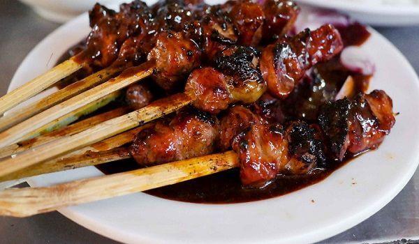 Resep Sate Madura Daging Kambing Empuk