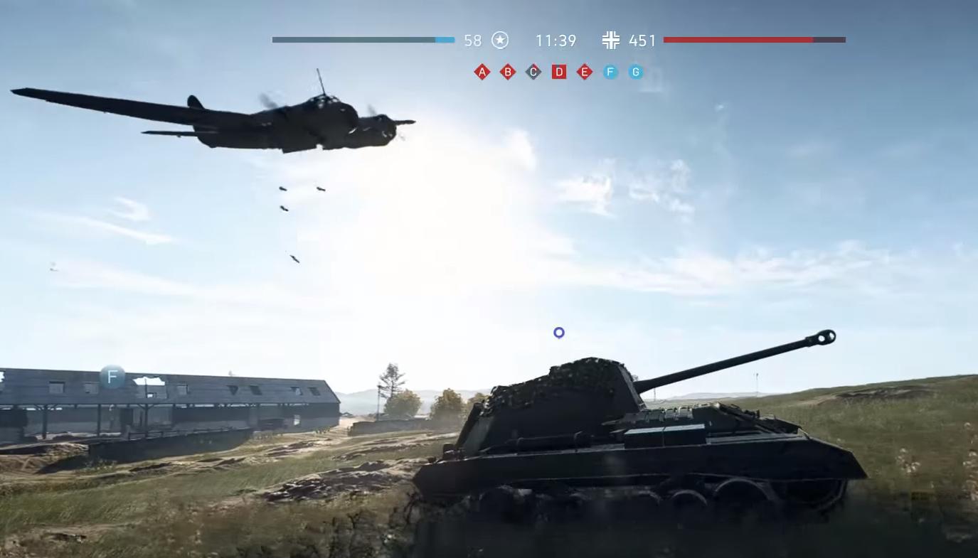 Battlefield V Valentine Archer