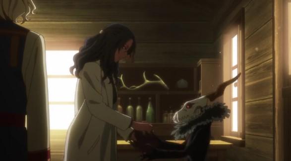 Mahoutsukai no Yome Dublado – Episodio 10