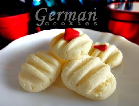 #21 GERMAN COOKIES