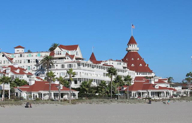 Hotel del Coronado en San Diego