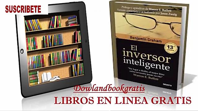 Libros En Linea Gratis Pdf El Inversor Inteligente Benjamin Graham Libro Pdf