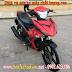 Mẫu Sơn xe máy Exciter 150 màu đỏ đen 2018 cực đẹp