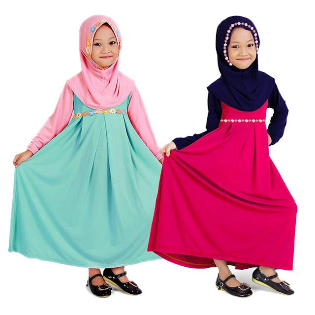 Tips Memilih Baju Gamis Anak yang Murah Tapi Tidak Murahan, Nyaman dan Cocok