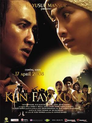 Kun Fayakuun Poster