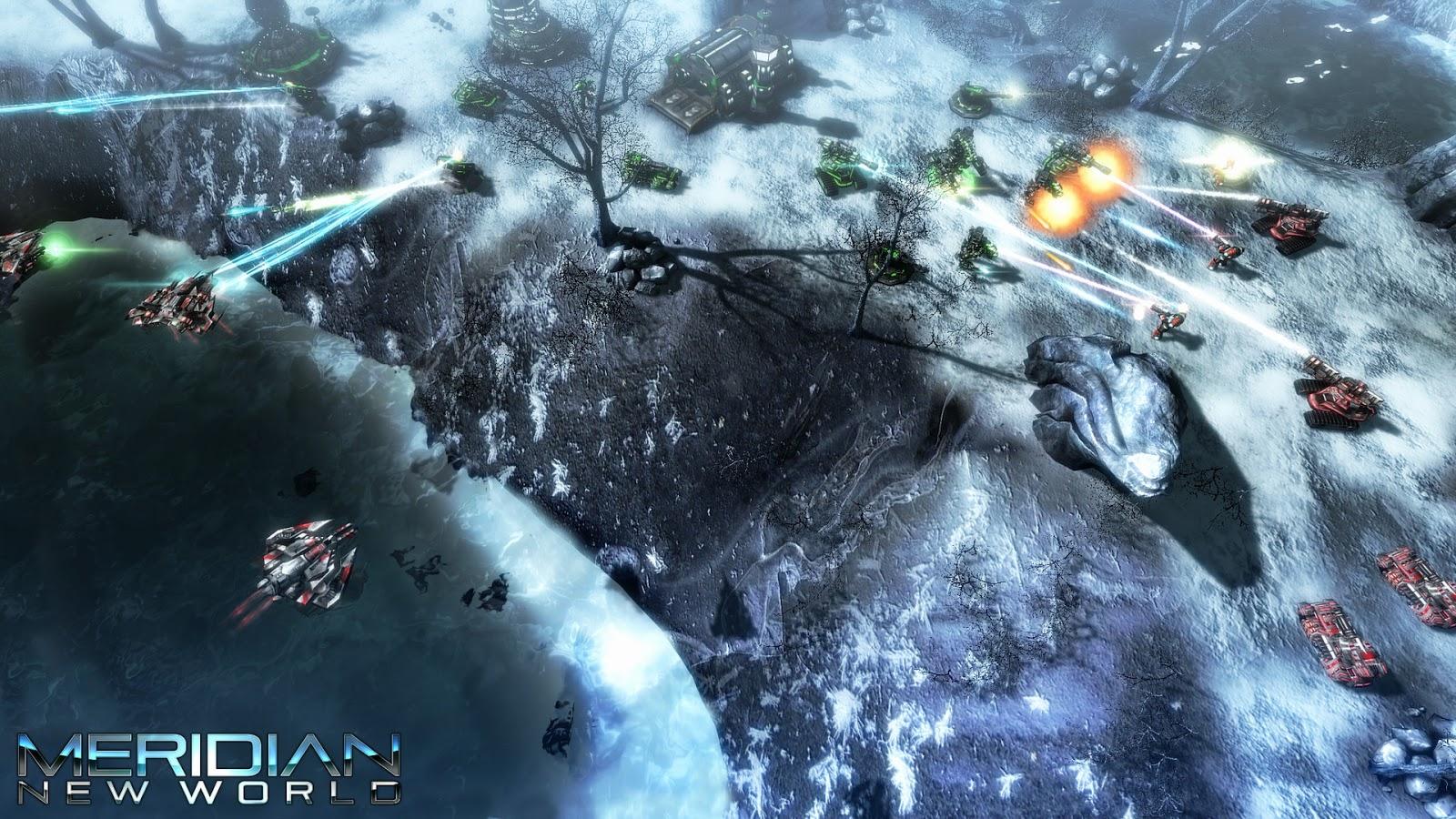 Meridian New World PC Gameplay