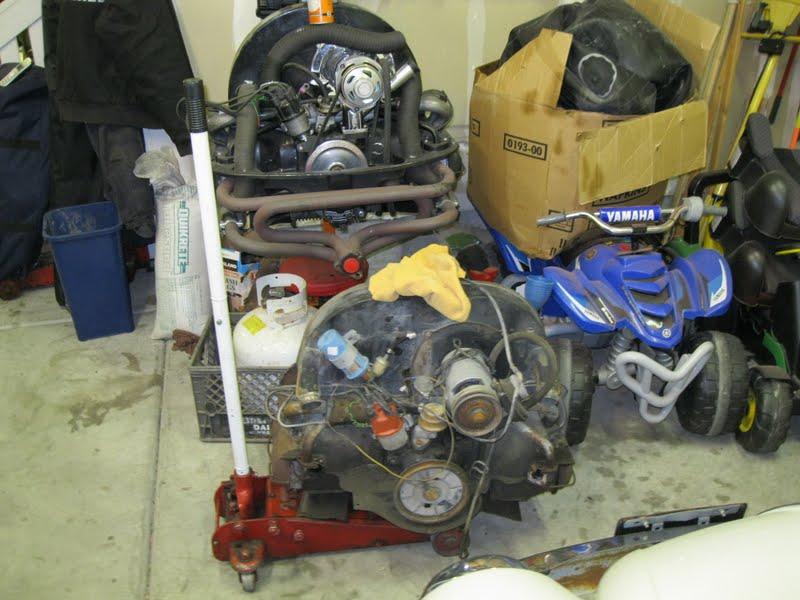 The Bug Boys: Rebuilding a Solex H 30/31 carb for the baja Part 2