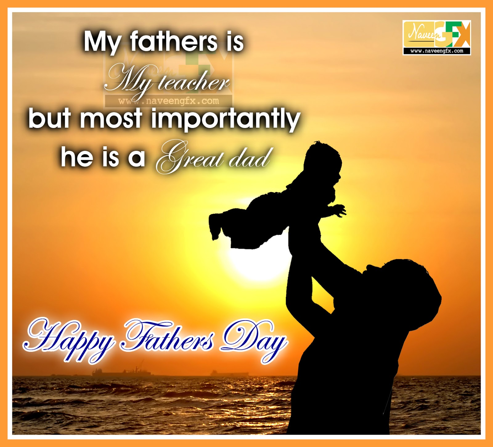 To My Son On Father S Day Quote: Best Saying Fathers Day Quotes With Images