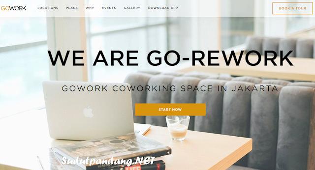 Alasan Lebih Nyaman Bekerja di coworking space
