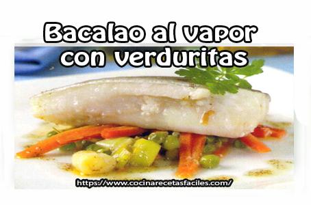 lomos bacalao,puerros,zanahorias,guisantes,vino,aceite