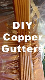 Fix lovely diy copper gutters diy copper gutters solutioingenieria Images