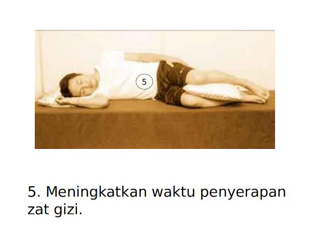 Rosulullah Menganjurkan Tidur Miring ke Kanan, Ternyata ini Manfaatnya